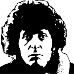 4th Doctor Who | Die Cut Vinyl Sticker Decal | Sticky Addiction