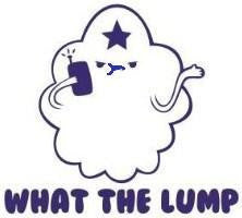 Adventure Time What The Lump - Die Cut Vinyl Sticker Decal