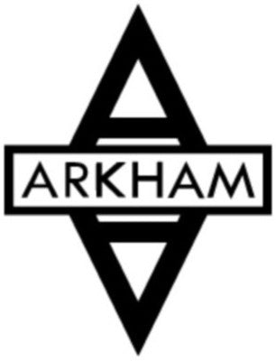 Arkham Asylum, Batman - Die Cut Vinyl Sticker Decal