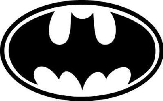 Batman Symbol  |  Die Cut Vinyl Sticker Decal | Sticky Addiction