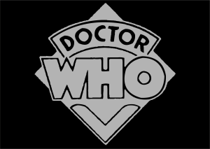 Doctor Who Logo | Die Cut Vinyl Sticker Decal | Sticky Addiction