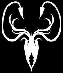 House Greyjoy Logo, Game of Thrones - Die Cut Vinyl Sticker Decal