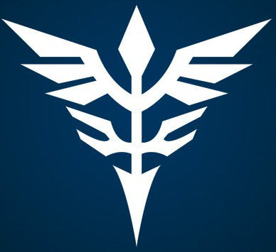 Gundam logo - Die Cut Vinyl Sticker Decal