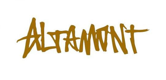 Altamont Logo | Die Cut Vinyl Sticker Decal | Sticky Addiction