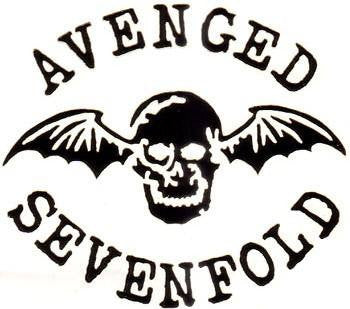 Avenged Sevenfold | Die Cut Vinyl Sticker Decal | Sticky Addiction