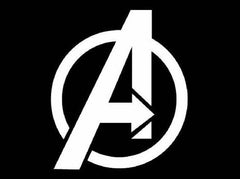 JDM Avengers Street Racing  |  Die Cut Vinyl Sticker Decal | Sticky Addiction