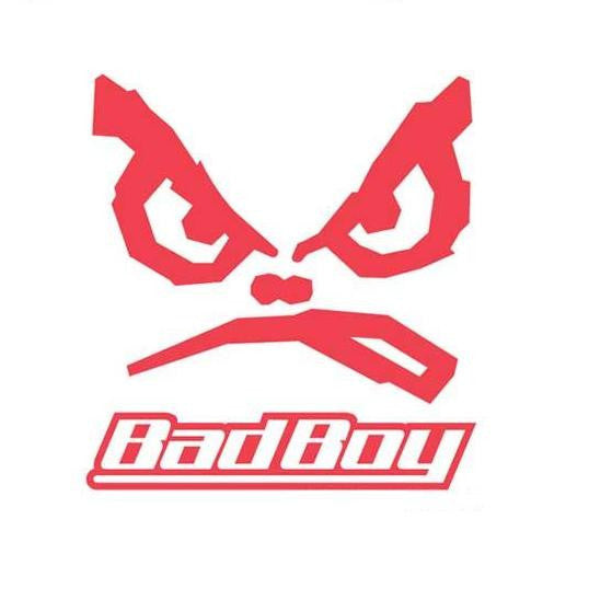 Bad Boy Brand Logo | Die Cut Vinyl Sticker Decal | Sticky Addiction