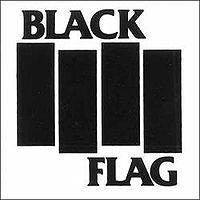 Black Flag Style2 | Die Cut Vinyl Sticker Decal | Sticky Addiction