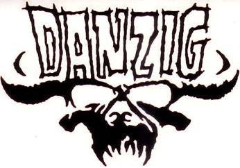 Danzig | Die Cut Vinyl Sticker Decal | Sticky Addiction