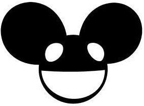 Deadmau5 logo - Die Cut Vinyl Sticker Decal