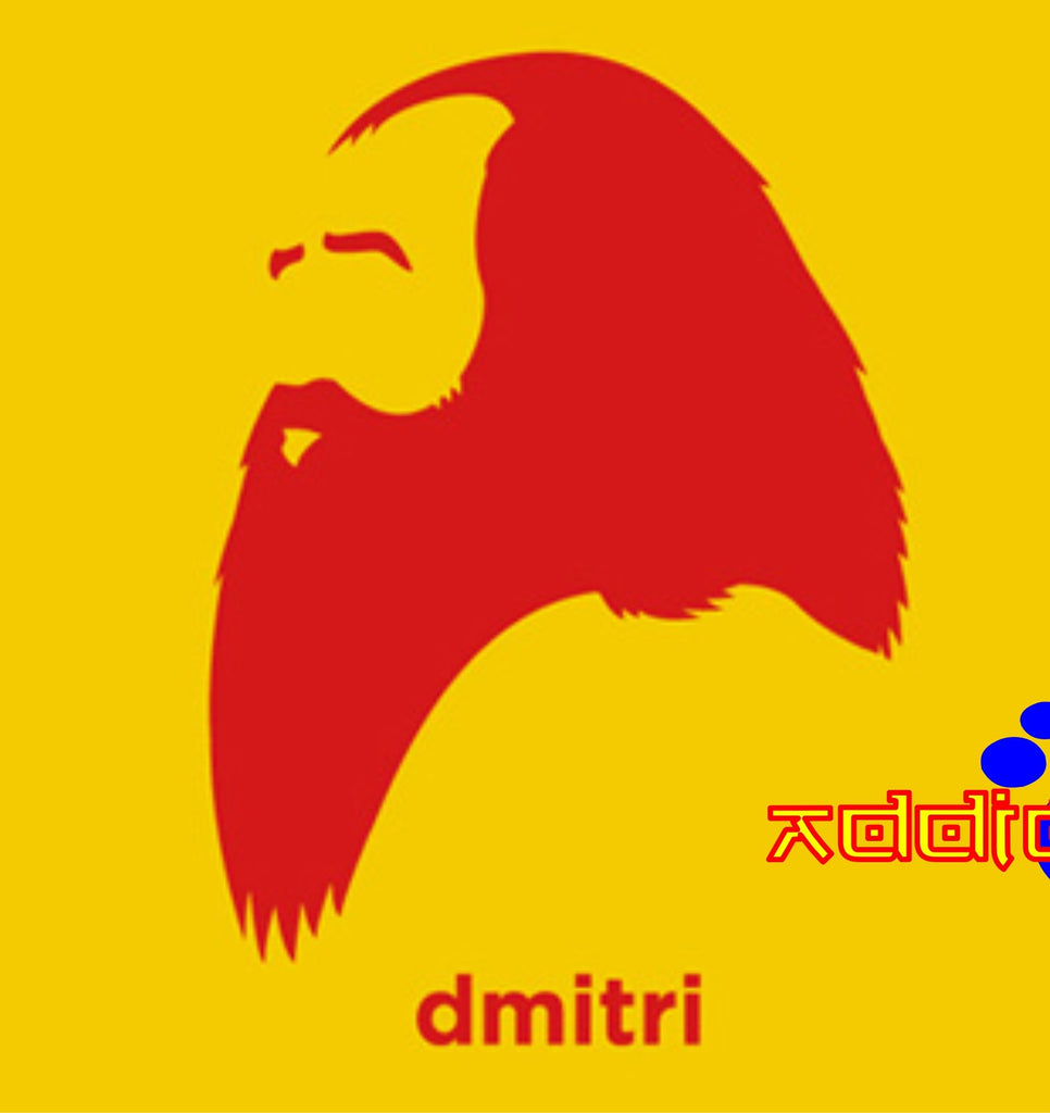 Dmitri Mendeleev - Die Cut Vinyl Sticker Decal