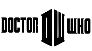 Doctor Who DW Logo | Die Cut Vinyl Sticker Decal | Sticky Addiction