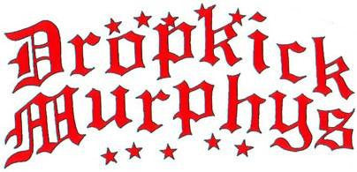 Dropkick Murphys | Die Cut Vinyl Sticker Decal | Sticky Addiction