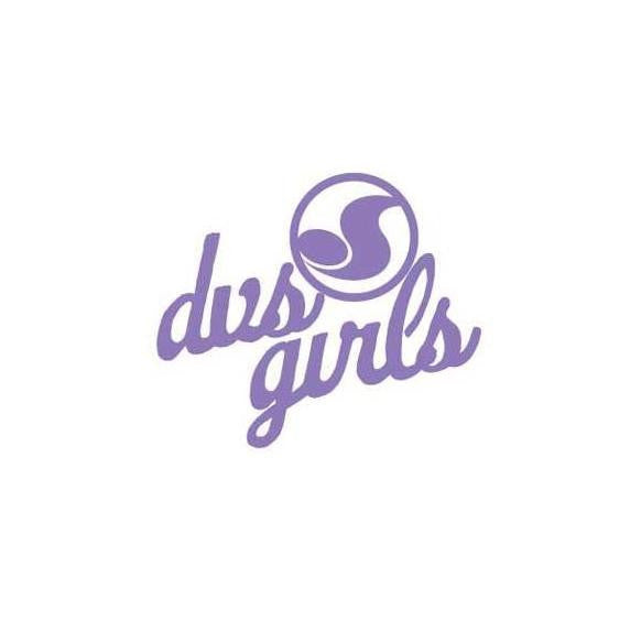 DVS Girls Shoes Logo | Die Cut Vinyl Sticker Decal | Sticky Addiction