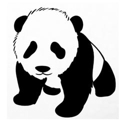 Baby Panda JDM Racing | Die Cut Vinyl Sticker Decal | Sticky Addiction