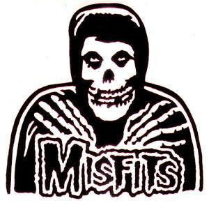 Misfits Reaper | Die Cut Vinyl Sticker Decal | Sticky Addiction
