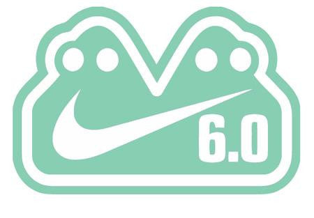 Nike SB 6.0 Logo | Die Cut Vinyl Sticker Decal | Sticky Addiction