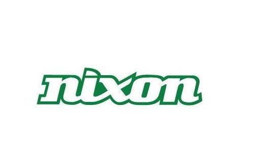 Nixon Skateboarding Logo | Die Cut Vinyl Sticker Decal | Sticky Addiction