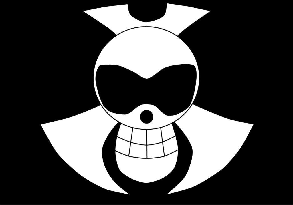 One Piece Jolly Roger Variation | Die Cut Vinyl Sticker Decal