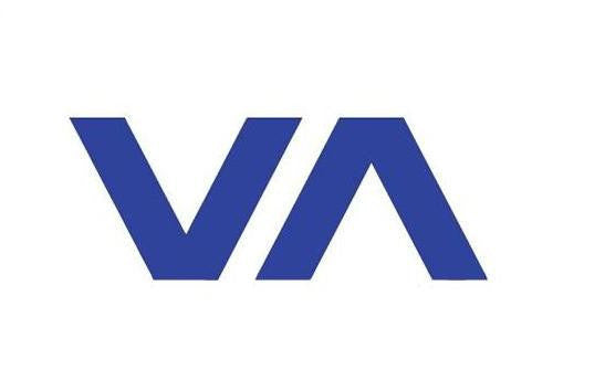 RVCA VA Logo | Die Cut Vinyl Sticker Decal | Sticky Addiction