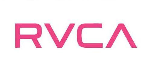 RVCA Text Logo | Die Cut Vinyl Sticker Decal | Sticky Addiction