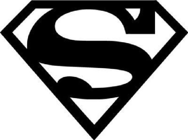 Superman Logo  |  Die Cut Vinyl Sticker Decal | Sticky Addiction