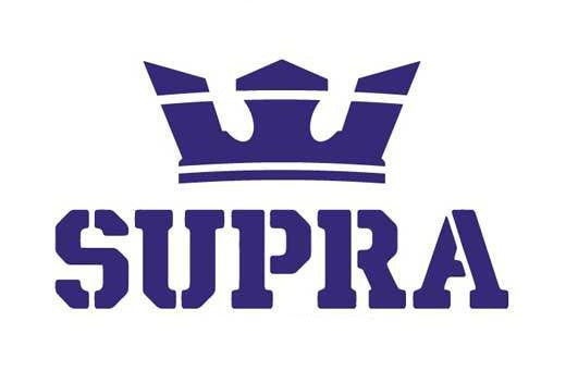 Supra Logo | Die Cut Vinyl Sticker Decal | Sticky Addiction