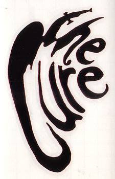 The Cure | Die Cut Vinyl Sticker Decal | Sticky Addiction