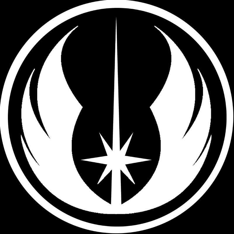 Star Wars New Jedi Order |  Die Cut Vinyl Sticker Decal | Sticky Addiction