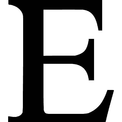 Epsilon Greek Letter Symbol
