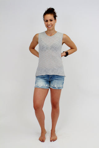 Knit Jersey Tank by Indigenous Designs