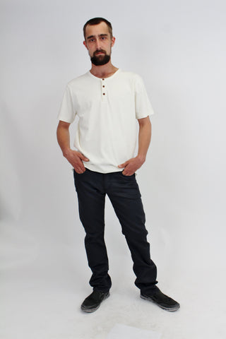 GD SS Henley by Tailor Vintage