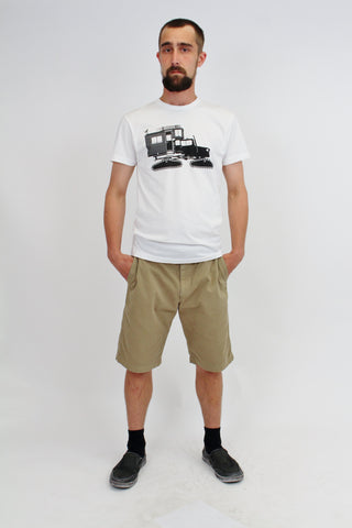 Snowcat Tee Assorted by Spacecraft