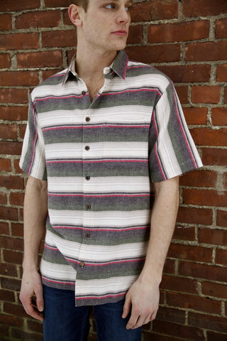 OWB Brushed Stripes SS Shirt