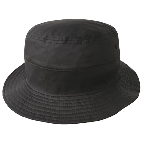 Kangol Coated Bucket Black