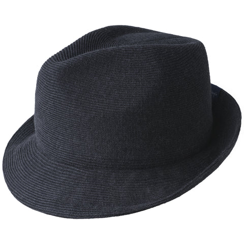 Kangol Cotton Rib Arnold Black