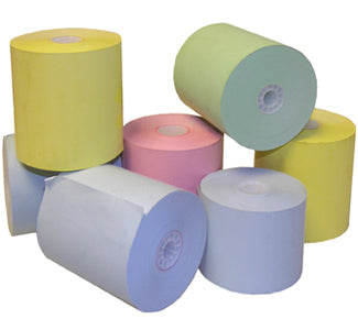 Custom thermal printer rolls for point of sale printers