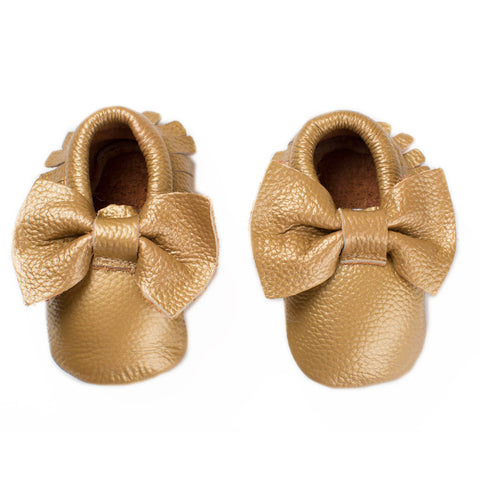 Goldilocks - Baby Moccasins