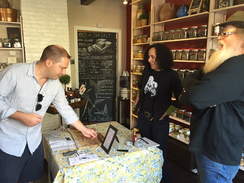 Salt and Olive hosts special tasting of White's Farm salami, chorizo and more