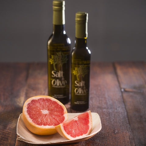 Blood Orange EVOO (Whole Fruit Fused Agrumato)