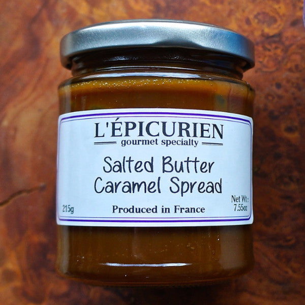 Salted Butter Caramel Spread