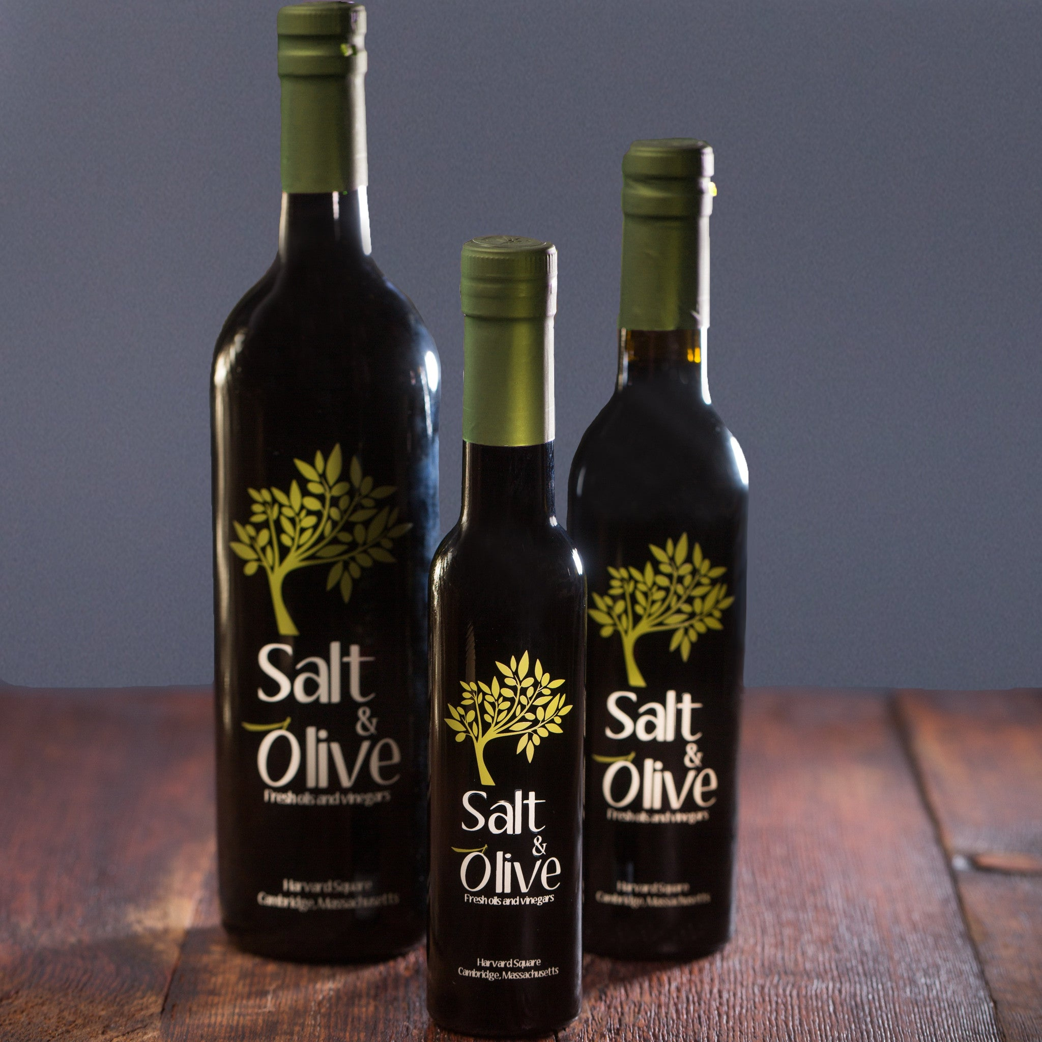 Salt and Olive Arbequina California extra virgin olive oil