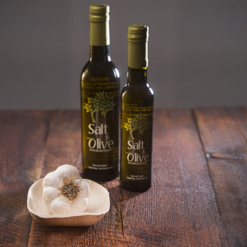 Garlic Fused Olive Oil