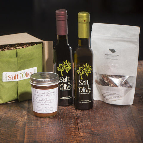 Local & Craft Foods Box