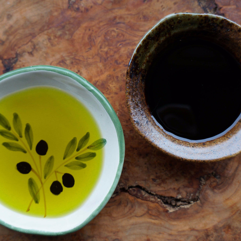 Extra Virgin Olive Oil & Aged Balsamic Pairing of the Month Club