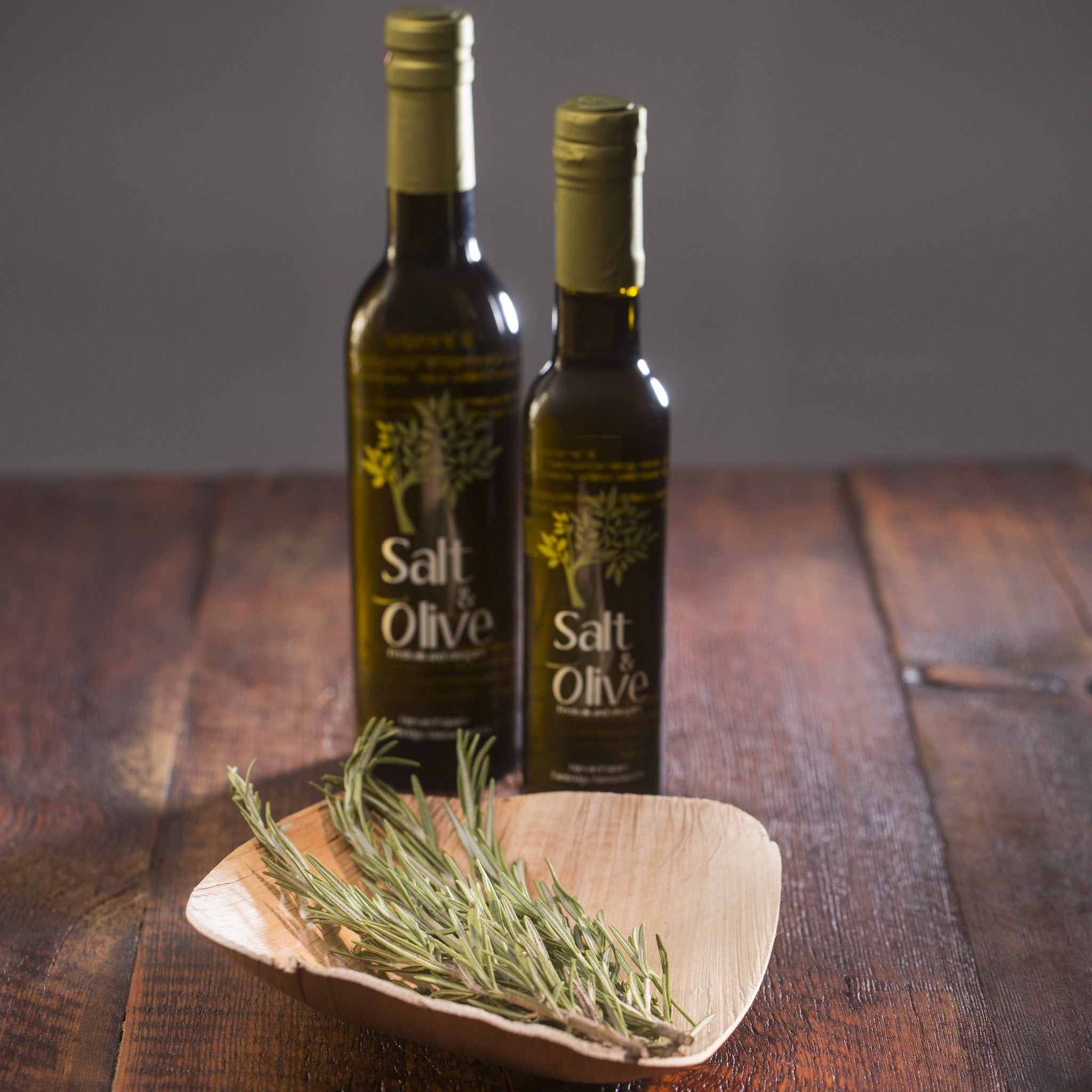 Whole Herb Fused Rosemary Olive Oil