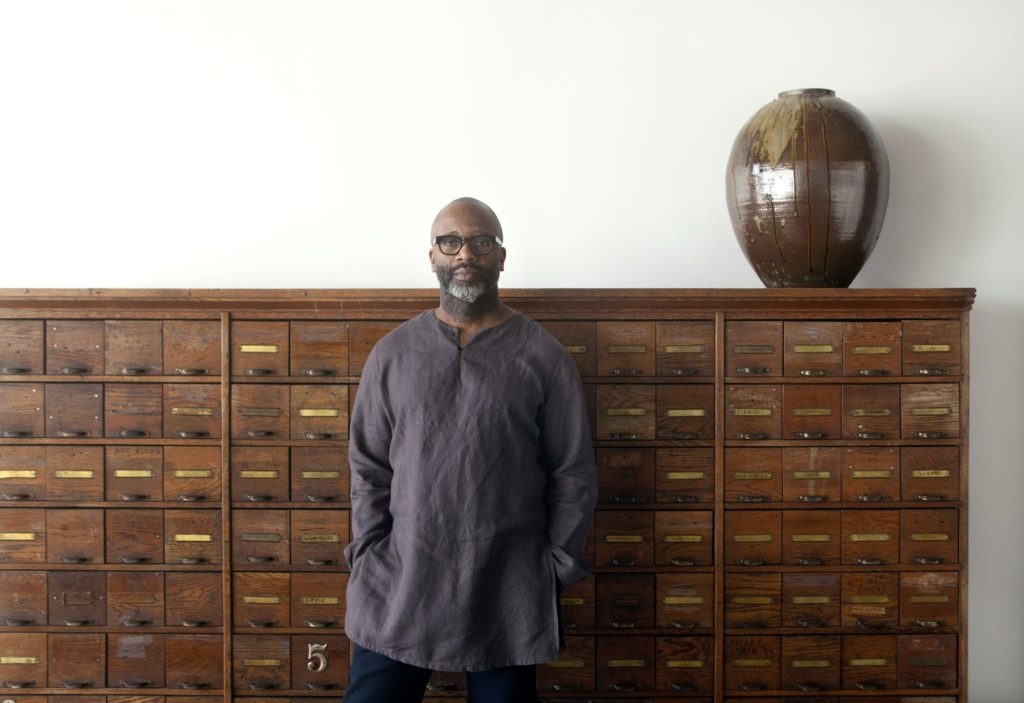 Now Watching: Theaster Gates - Home - Apple TV