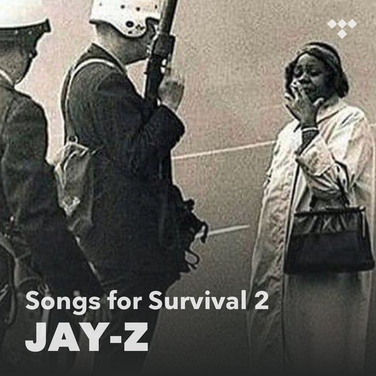 Now Playing: Songs for Survival 2 by JayZ