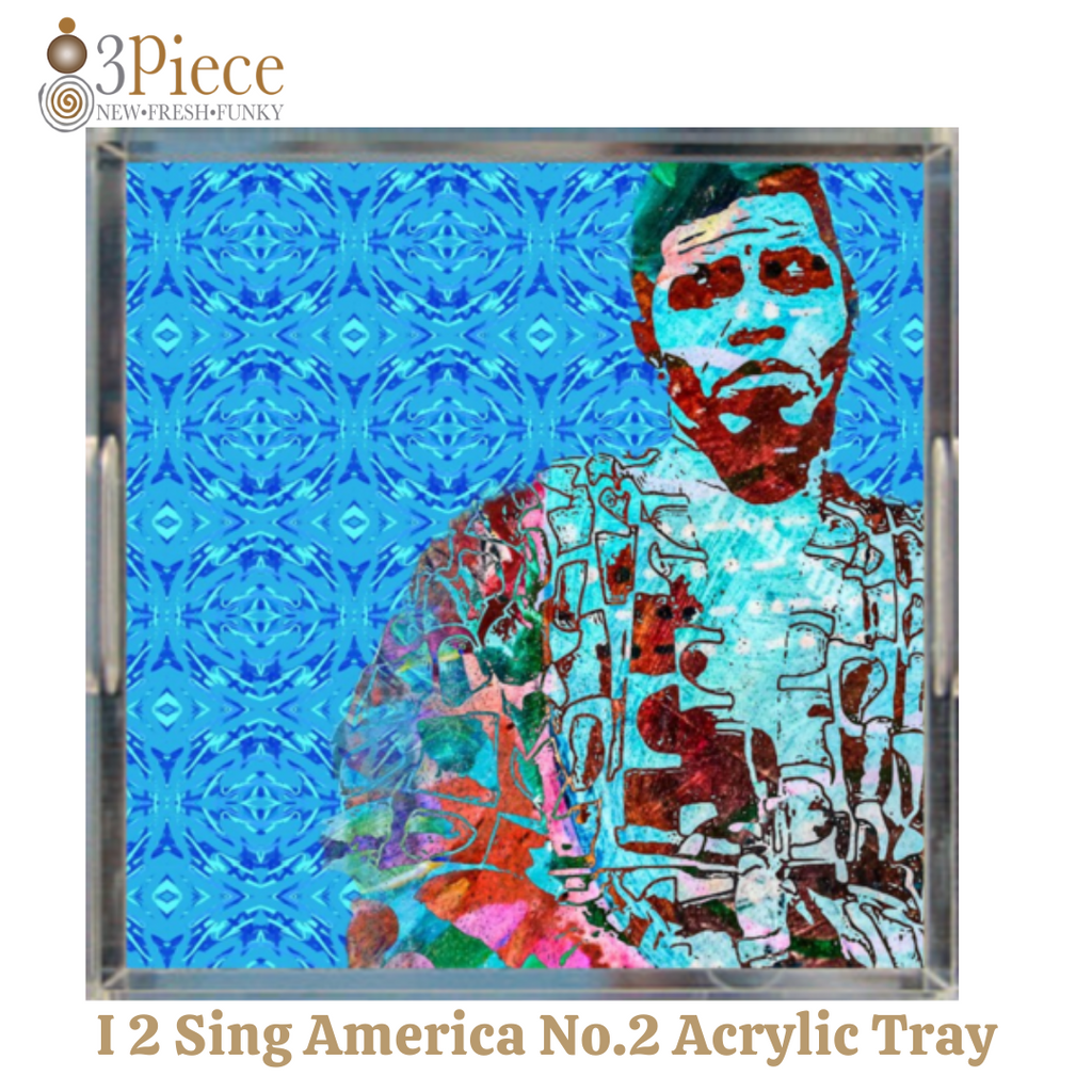 Design Inspiration: I 2 Sing America Series by 3 Piece Urban Artisan