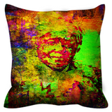 My Mamie was a Genius Throw Pillow